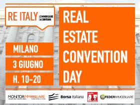 Re Italy: il convegno d'apertura con Istat, Nomisma e i gli investitori internazionali