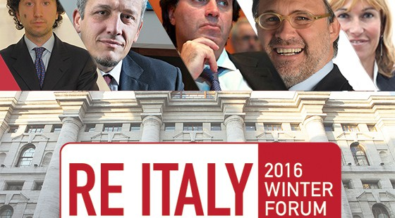 RE Italy 28 gennaio 2016: pronto il convegno dei Fondi Immobiliari